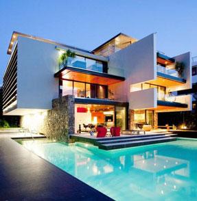 ngôi nhà hoàn hảo biệt thự hiện đại 301