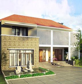 ngôi nhà hoàn hảo nhà vườn 303