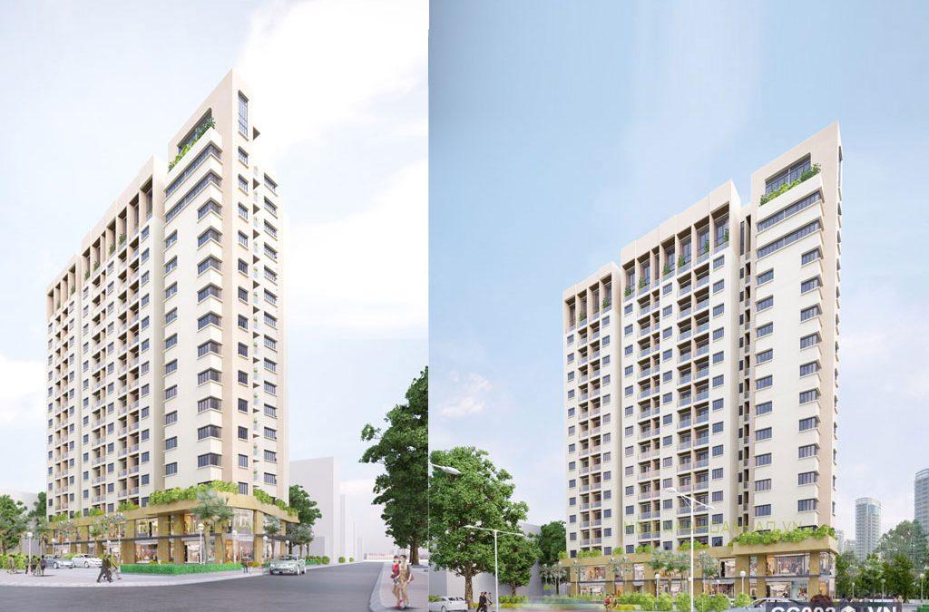 thiết kế chung cư đẹp cc002a