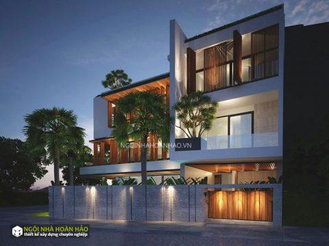 Biệt thự hiện đại anh Long ở Đà Nẵng