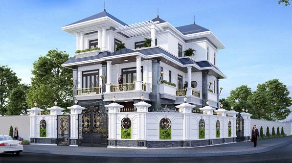 ngôi nhà hoàn hảo biệt thự trang chủ 1