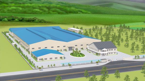 Dự án nhà máy công ty eson Việt Nam trang chủ