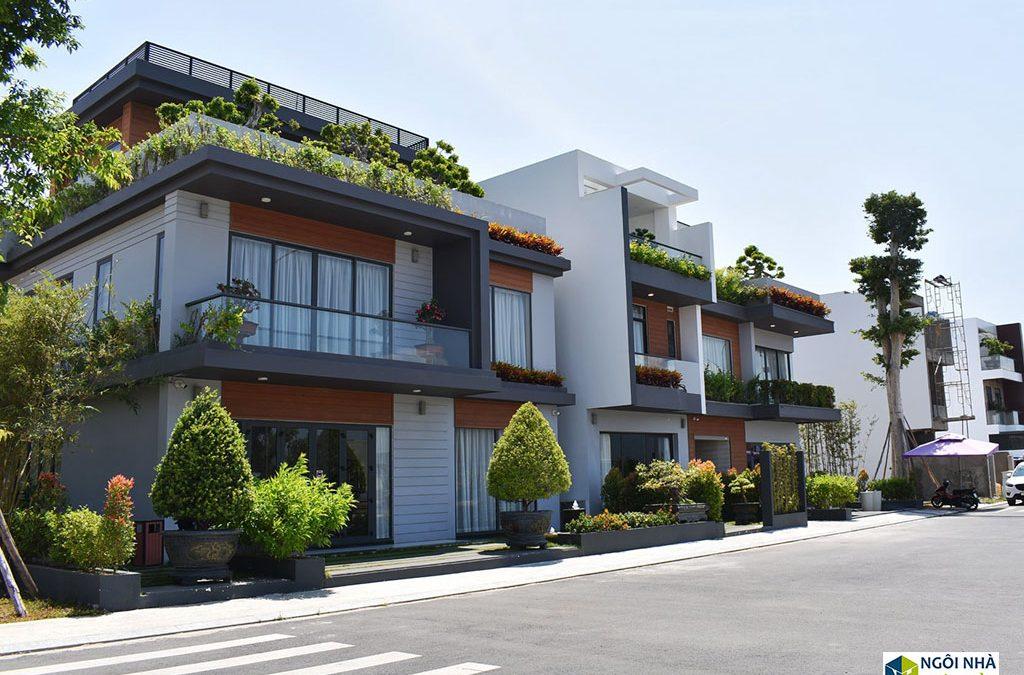 Hình thực tế nhà phố cực đẹp: mặt tiền 1