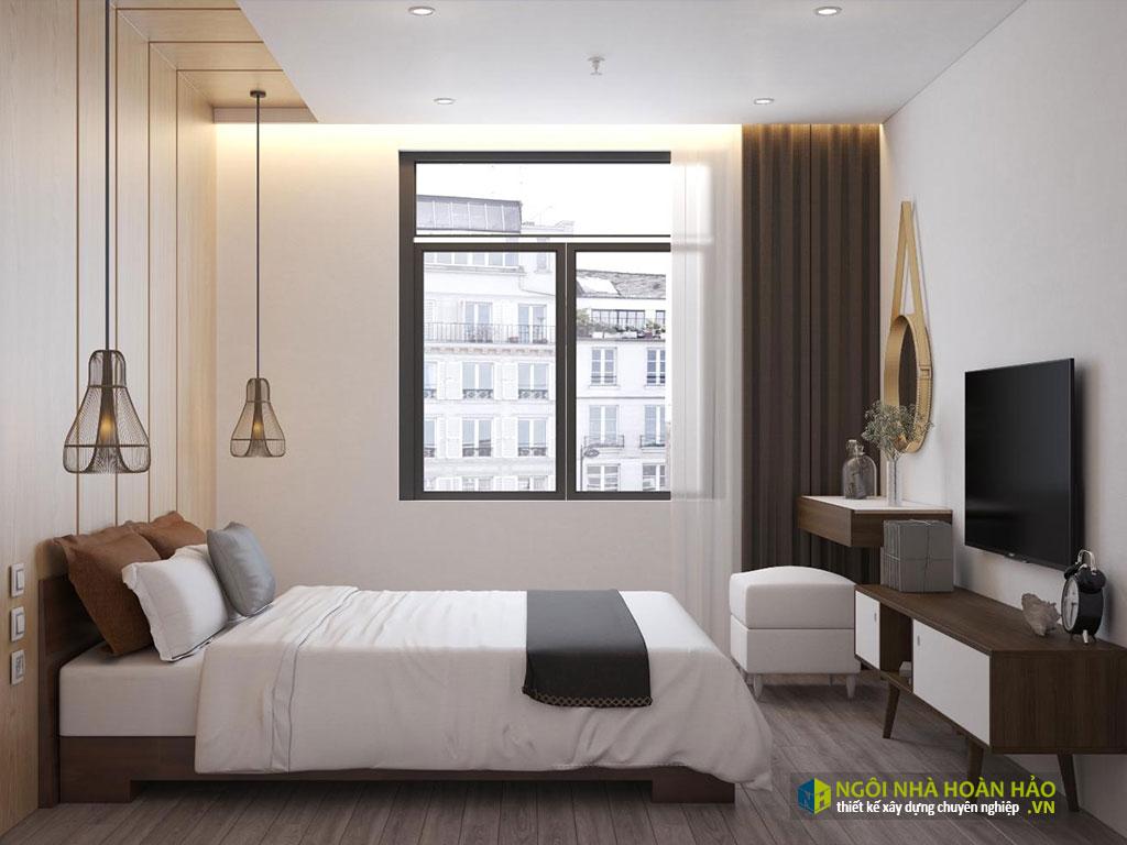 View phòng ngủ hiện đại
