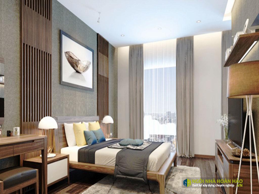 Đồ gỗ nội thất cao cấp phòng ngủ hiện đại