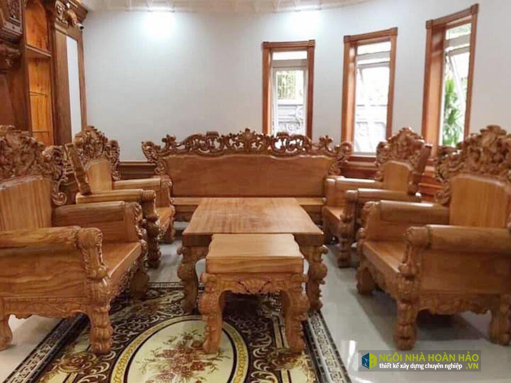 Đồ gỗ nội thất cao cấp bàn ghế