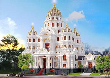 Thiết kế công trình Ngôi Nhà Hoàn Hảo