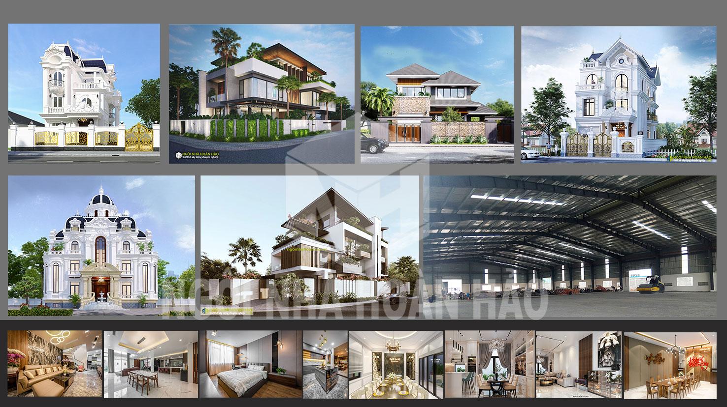 Giới thiệu 2021 Ngôi Nhà Hoàn Hảo