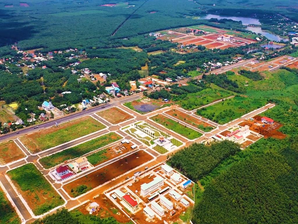 Đất nền Phú Riềng Bình Phước