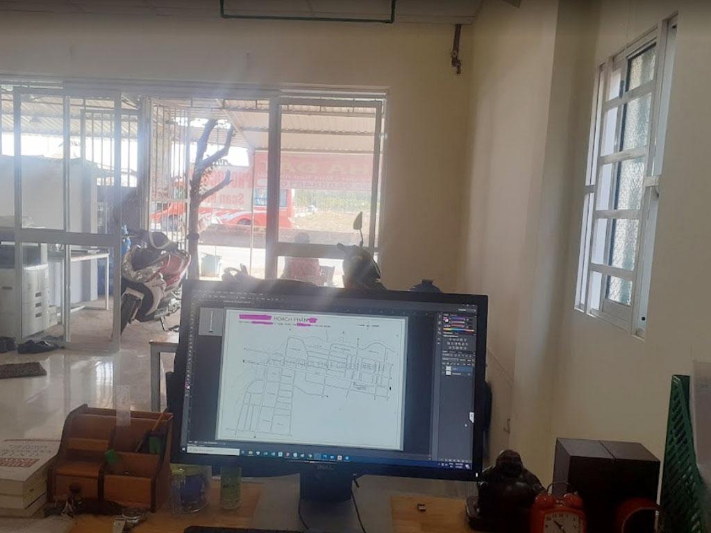 Văn phòng mua bán đất nền Phú Riềng