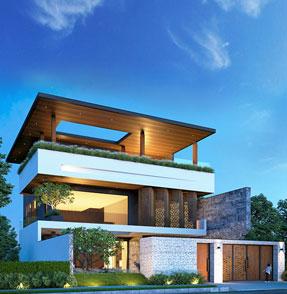 Mẫu nhà đẹp biệt thự hiện đại hót 2022